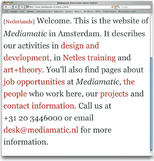 www.mediamatic.nl
