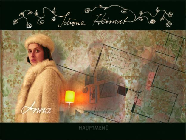 ›Schöne Heimat‹, ein multilinearer Spielfilm von Gabriela Hildebrandt und Susanne Schiebler auf DVD (www.glanzundgloria.com).