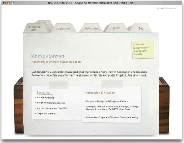 www.dasgoldenevlies.de