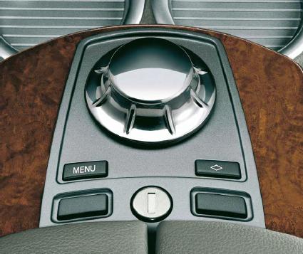 i-Drive von BMW (Foto: BMW).
