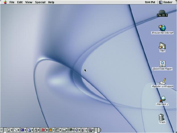 Mac OS 9.0, 1999