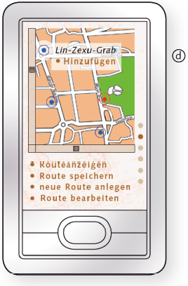 GPS-Navigation mit dem PDA