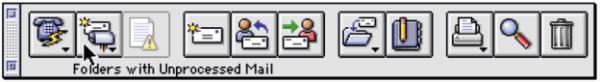 Ein amerikanischer Briefkasten, so wie er z. B. bei der E-mail-Software ›Claris Emailer‹ den Ordner der noch nicht versandten E-mails symbolisiert, ist für andere Nationalitäten eventuell zu ländertypisch auf die USA bezogen und deshalb nicht unbedingt gut geeignet.