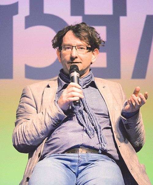 © Foto re:publica TEN 2016 Berlin