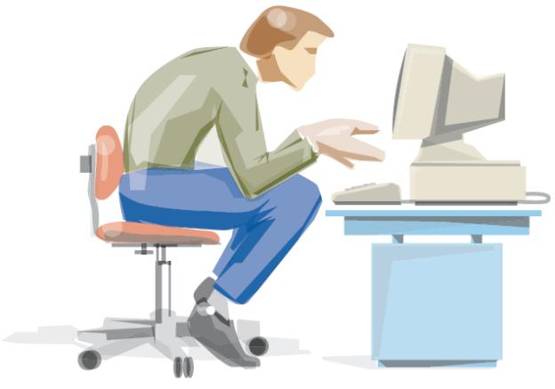 Ein Computer lädt durch eine Vielzahl an Eingabemöglichkeiten zur Interaktion ein.