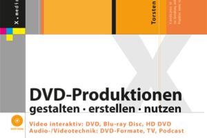 """Buch – """"DVD-Produktionen"""" – Möglichkeiten der DVD und des interaktiven Films"""