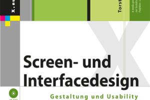 "Buch – ""Screen- und Interfacedesign"""