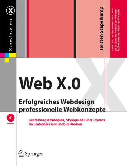 """Buch – """"Web X.0"""""""