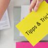 Tipps & Tricks für Service Design Workshops