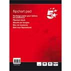 Flipchart Blocks 68x99 cm kariert/blanko 80 g/qm