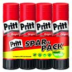 Pritt® Klebestift 4x22g Sparpack PK6MP