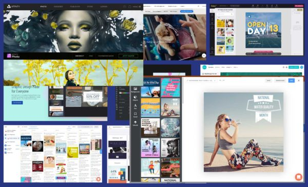 Bildbearbeitungstool für Dein Social Media