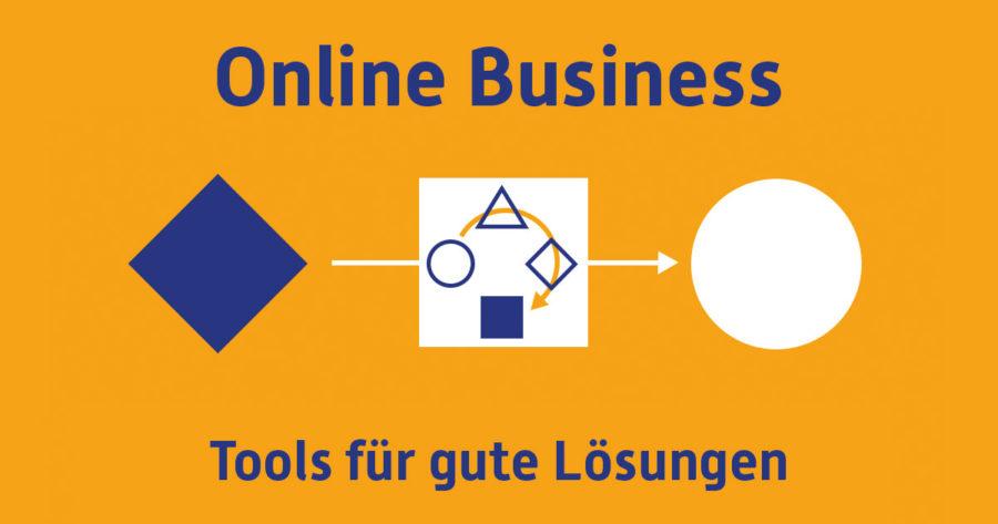 Tools für Online Business mit Online Kurs erstellen und Branding
